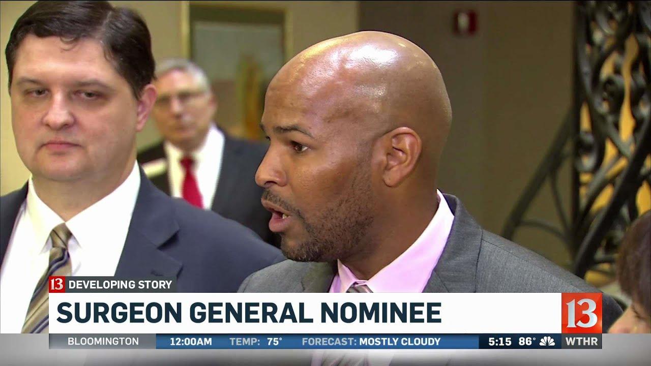 Trump Nominates Indiana Health Commissioner as Surgeon General