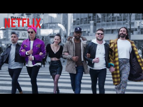 Queer Eye: Luz, Câmera, Japão!   Trailer Oficial   Netflix