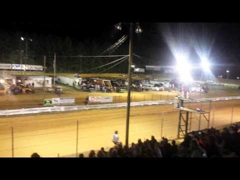 Opening day Dixieland Speedway - Kayla Watson - WatsonRacingNC