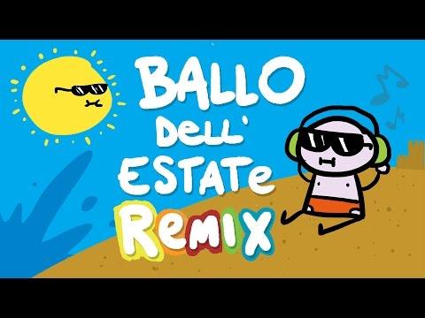 Il Ballo dell'Estate REMIX 2014 MEGAPOWER (una canzone che fa ancora caldo)