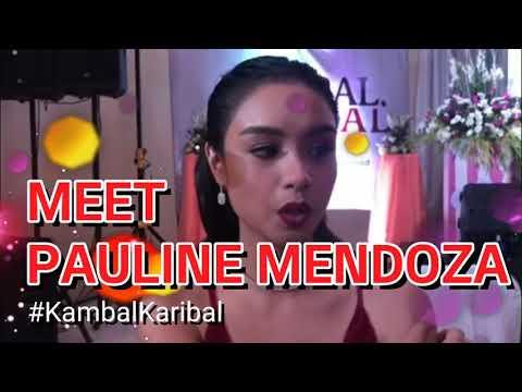 Get to Know Pauline Mendoza. The ghost in #KambalKaribal