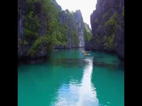 Blue Lagoon - Palawan - Philippines 🇵🇭