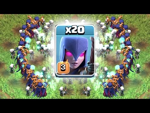 Thumbnail: WHAT DID THEY DO TO THE WITCH!?!?!🔸NEW WITCH TROOP BALANCE🔸Clash Of Clans