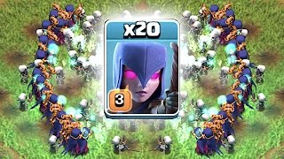 WHAT DID THEY DO TO THE WITCH!?!?!🔸NEW WITCH TROOP BALANCE🔸Clash Of Clans