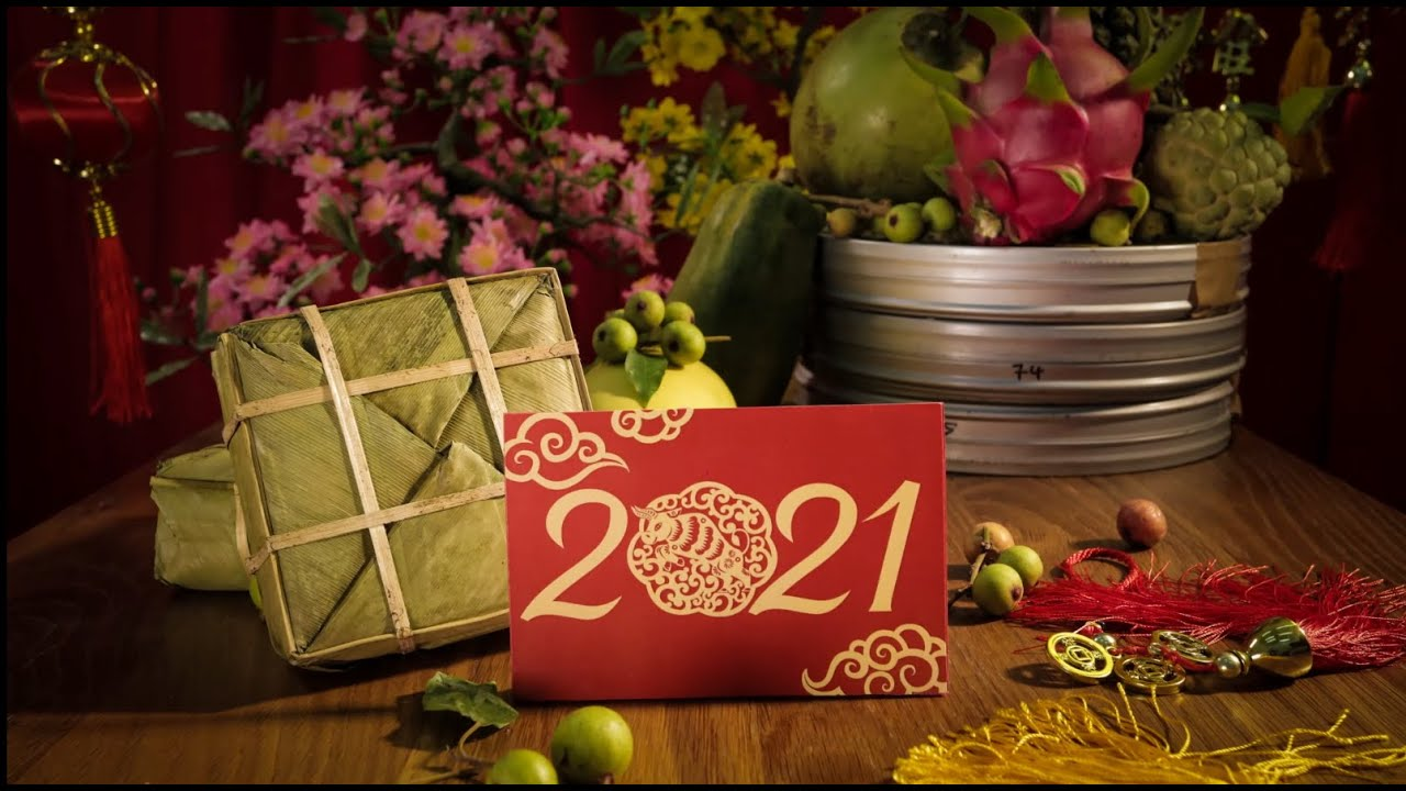 Happy Lunar New Year! Join CREATV in forging ahead together in the Year of the Ox
