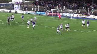 Dobbie bags superb double as Queens beat Falkirk