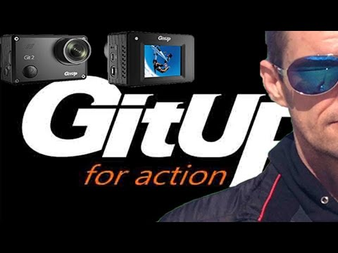 Gitup Git2 camera Test