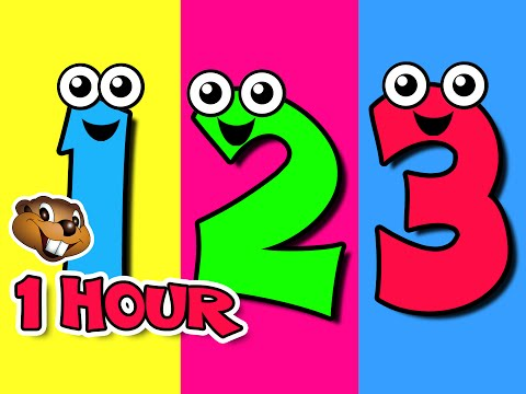 Counting Collection | Plus More 123 Numbers Songs | Teach Kindergarten Lessons | Kids Baby Learning