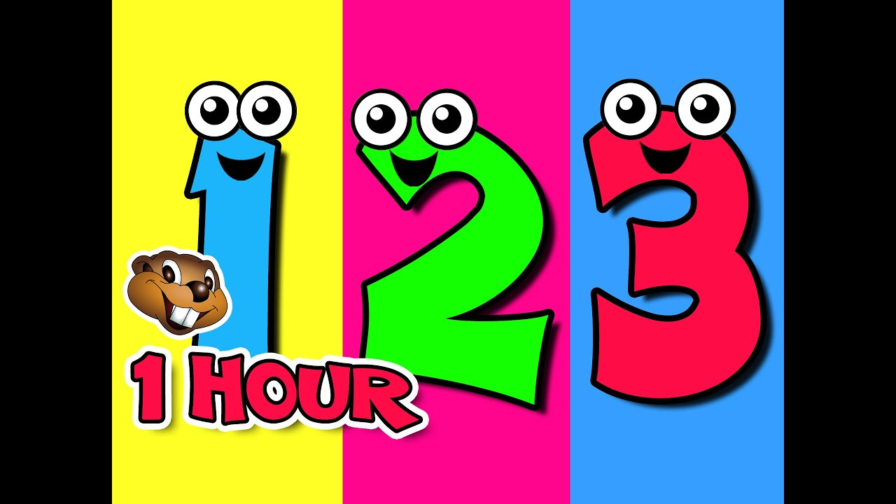 Counting Collection | Plus More 123 Numbers Songs | Teach ...