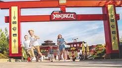 Lloyd's Spinjitzu Spinner: Abgedrehte neue Attraktion im LEGOLAND Deutschland