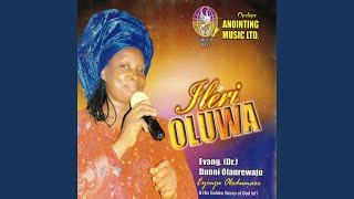 Anointing Lori Mi Temi Tope