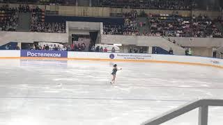 Елизавета Туктамышева контрольные прокаты 2019