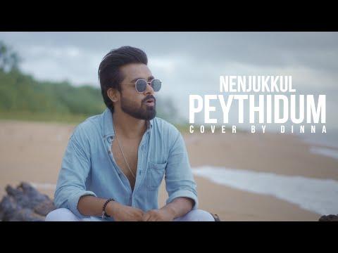 Nenjukkul Peidhidum - covered by Dinesh Gamage