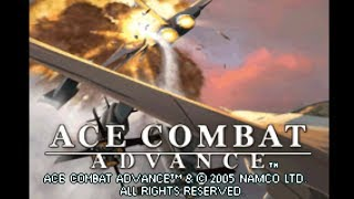 GBA Longplay #32: Ace Combat Advance