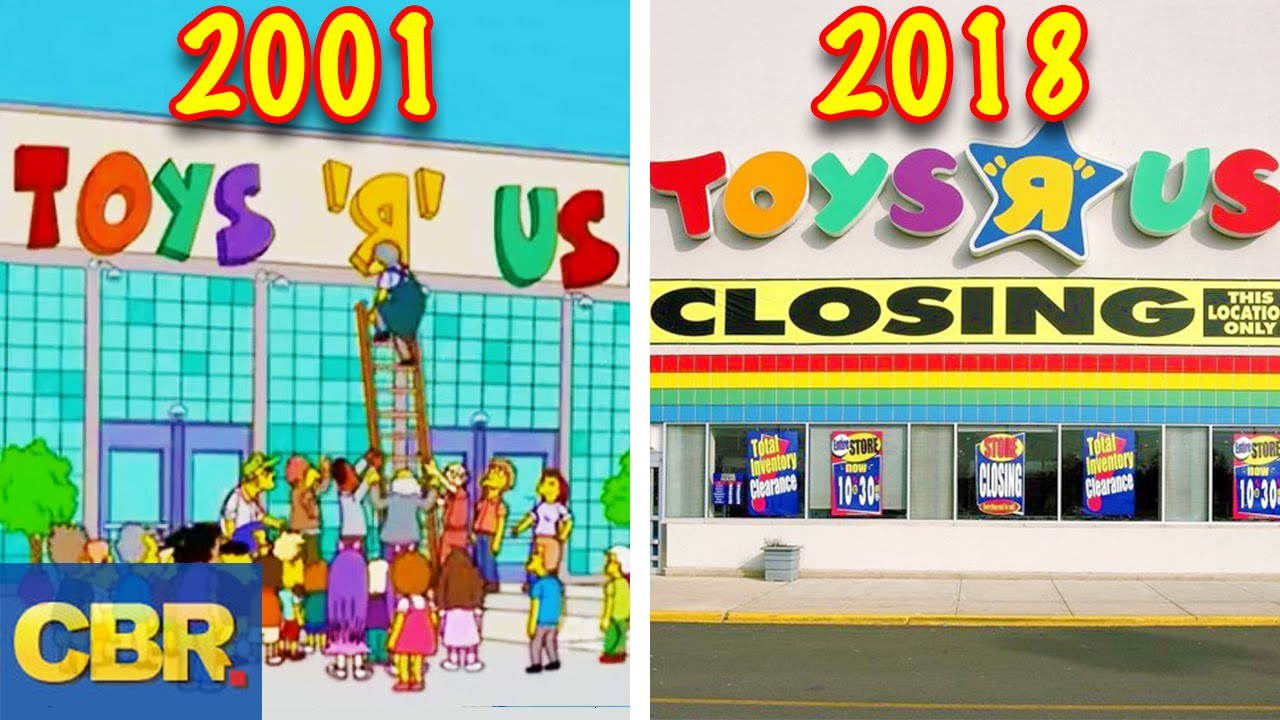 10 Times The Simpsons Predicted The Future Youtube
