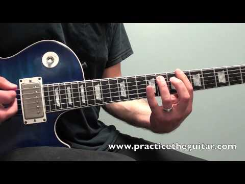 Guitar Lesson-How To Play-My Songs Know What You Did In The Dark-Light Em Up-Fall Out Boy-Tutorial