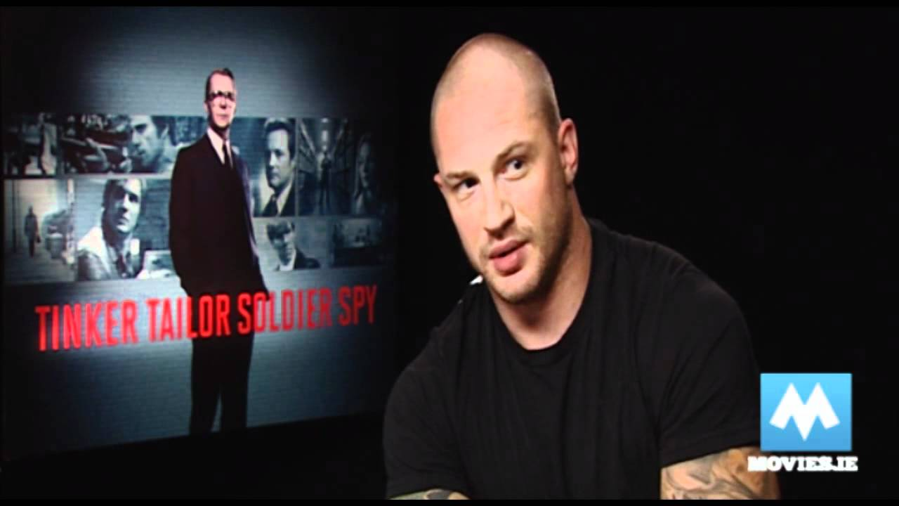 Tom Hardy Star Of The Dark Knight Rises Inception Tinker Tailor Soldier Spy Warrior Youtube