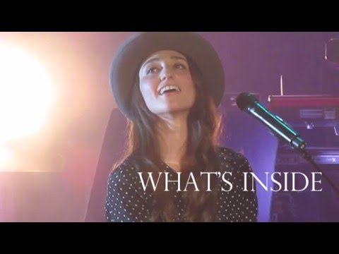 What's Inside Instrumental - Sara Bareilles Waitress Musical (Sara's backing vocals)