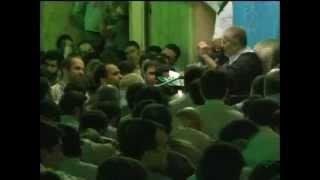 دعا ابوحمزه ثمالی رمضان 1391 | شب ششم ║ حاج منصور ارضی