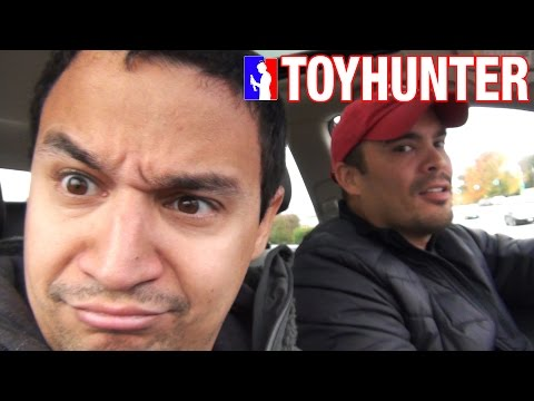 Toy Hunting Collab with CincyNerd! We toy hunt in Cincinnati!