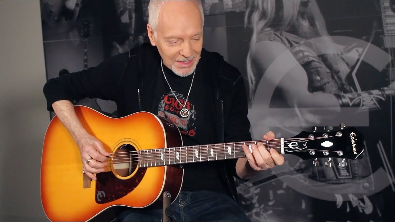 Peter Frampton Udiscover Germany Humble Pie The Life And Times Of Steve Marriott Dvd Here Is Some More Info On Peters New Texan Epiphone Have A Good Weekend Presents Ltd Ed 1964 Designed With Guitar