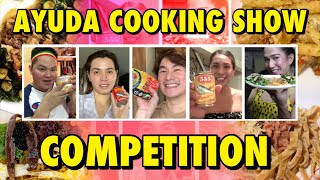BECKY NIGHTS: THE AYUDA COOKING SHOW COMPETITION (PASOSYALAN NG LUTO CHALLENGE)
