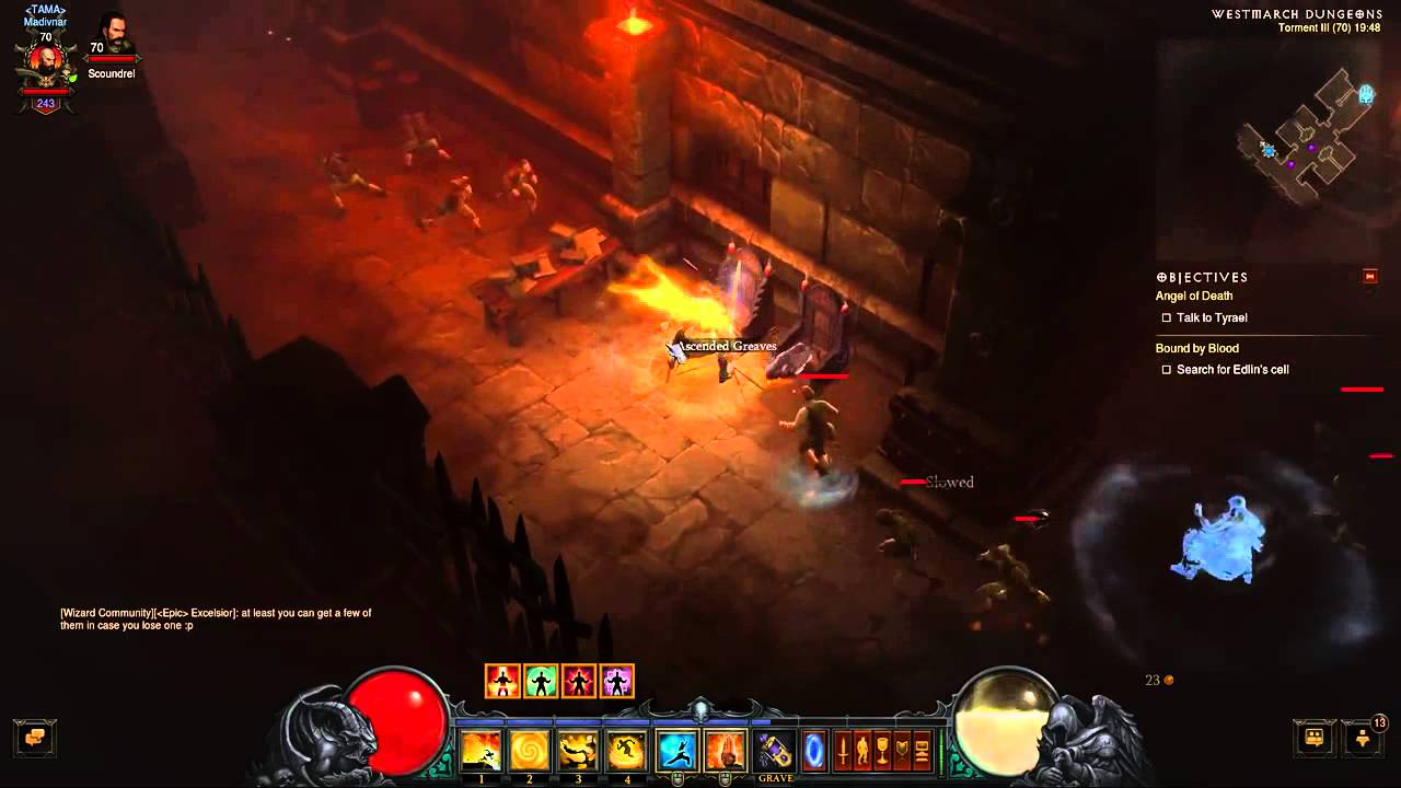 Diablo 3 Arcane Dust And Reusable Parts Farming Guide Quick And Easy Youtube