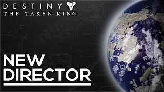 Destiny: The Taken King - New Director Layout