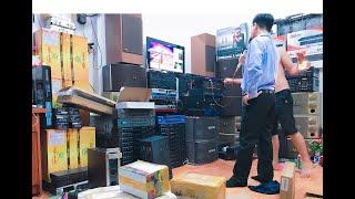 Dàn karaoke gia đình giá rẻ, hát cực hay. CHỈ 11 triệu 500 [Hiệu Audio 0374684491]