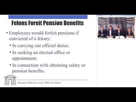 The Public Employee Pension Reform Act What AB 340 Means For Public Safety
