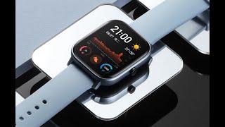 Présentation de la montre Amazfit GTS de Xiaomi (en Français)