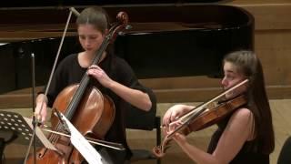 Smetana / String Quartet No.1 / Goldman Programme / Jerusalem Music Centre