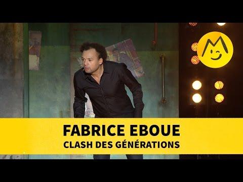 Fabrice Eboue - Clash des générations
