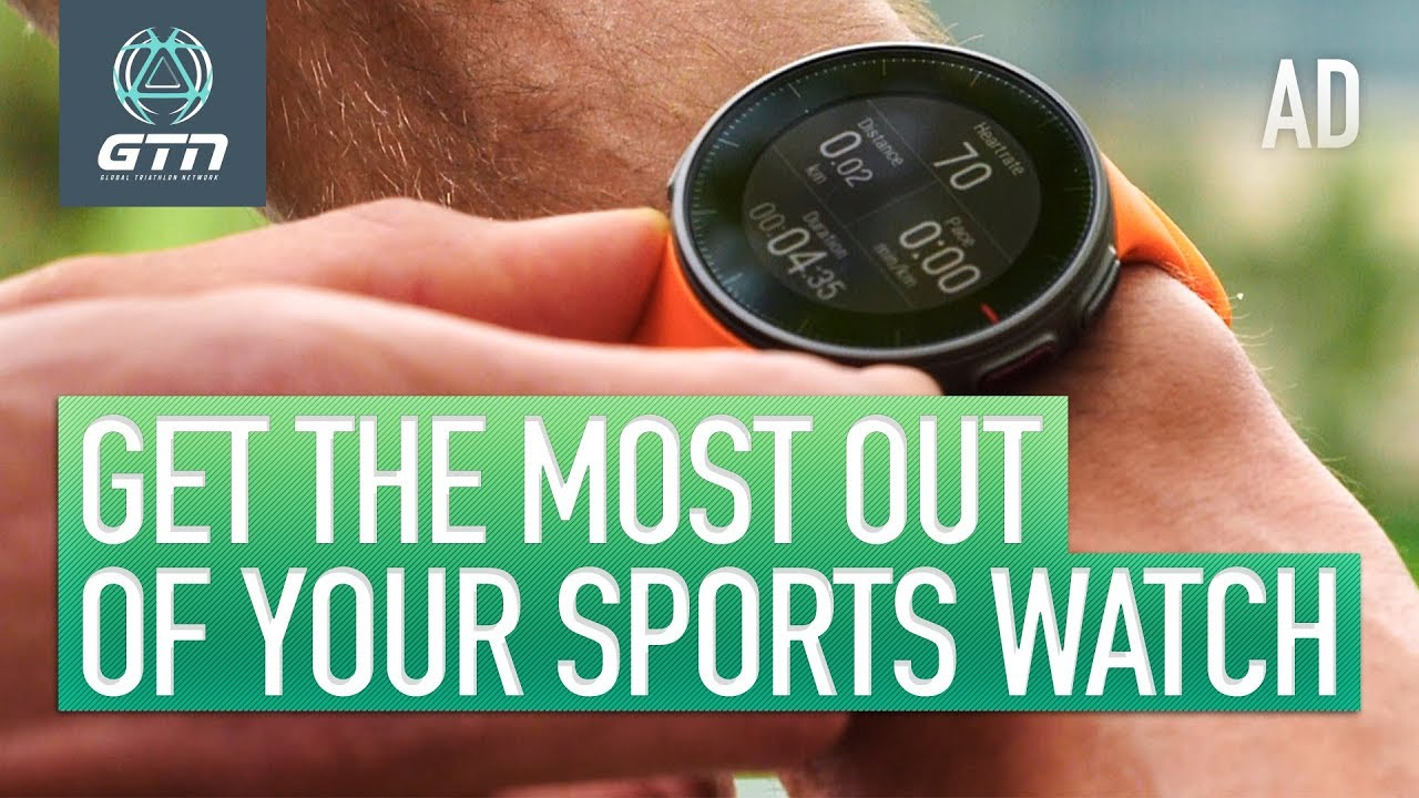 How To Get The Most Out Of Your Sports Watch | The Ultimate Setup