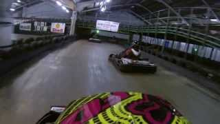 GO KARTING @ TEAMSPORT GOSPORT