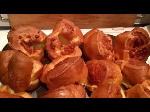 QUICK EASY YORKSHIRE PUDDING