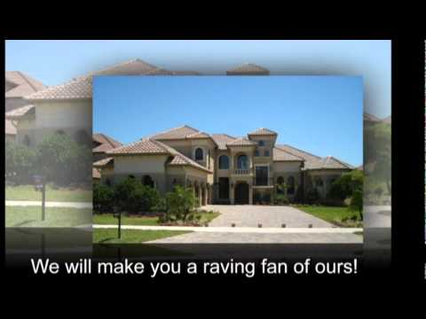 Custom Home Builder Clermont Florida - Design Craft Homes - YouTube