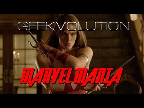 Marvel Mania Day 15 | Elektra