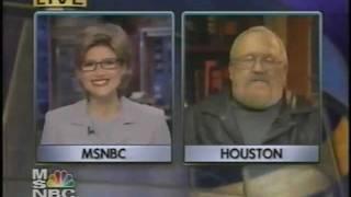 Film critic Joe Leydon talks about January 2001 wide release on MSNBC