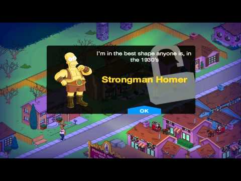 The Simpsons Tapped Out Halloween 2013 Getting A Little Gooed With My Friends HD Episode 51