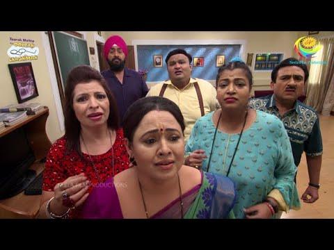 Download NEW! Ep 3276 - Bhide Ne Sonu Ko Ghar Se Nikala?! | Taarak Mehta Ka Ooltah Chashmah | तारक मेहता
