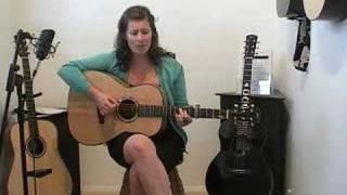 Atkin Guitars (Kate Walsh - Your Song)