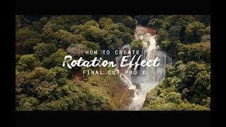 كيفية إنشاء الدورية تأثير الفيديو // Final Cut Pro X