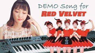 레드벨벳을 생각하며 만든 자작곡/데모곡 공개(DEMO Song for Red Verlvet)