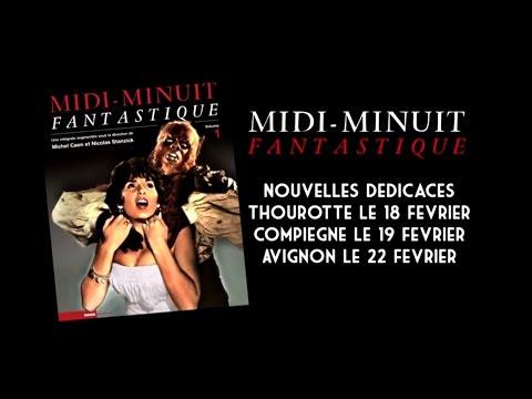 MIDI MINUIT FANTASTIQUE   Soirée au Louxor 2014