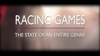 The State of the Racing Games Today