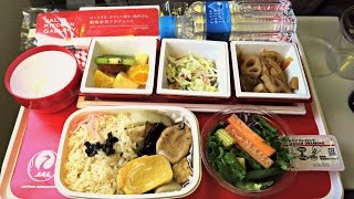 Japan Airlines Economy Class Experience: Flight JL37 Tokyo to Singapore