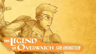 The Legend of Overwatch (Avatar & Overwatch crossover animation)