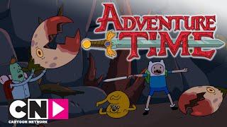 Время приключений | Глоб | Cartoon Network
