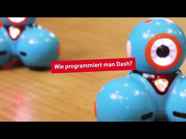 Dash - Wie programmiert man Dash?